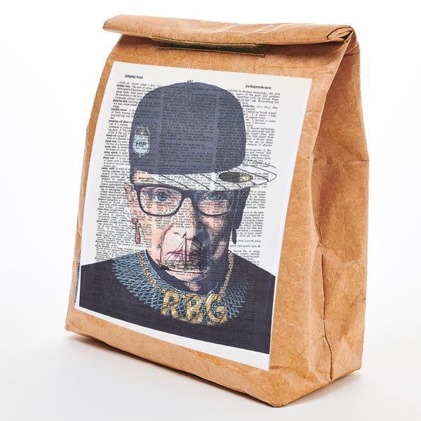 Ruth Bader Ginsburg Lunch Bag