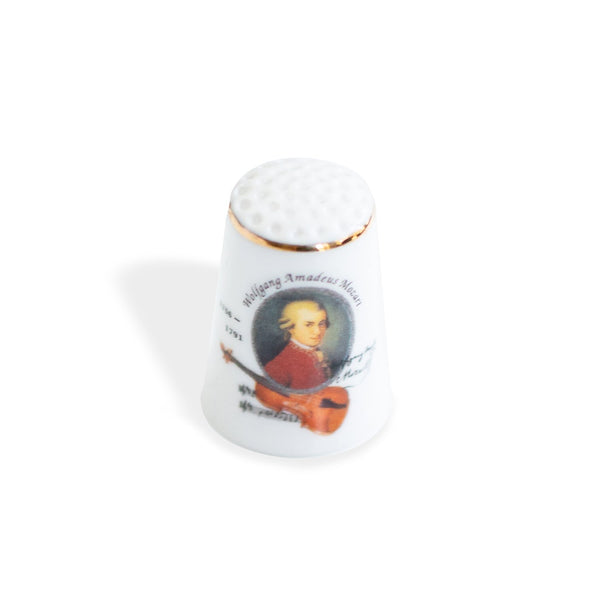 Mozart Collector Thimble