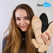 Load image into Gallery viewer, TheHeelPillow™ – Heel-Saving Insole