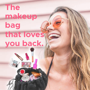 QuickPouch™ – Magic Cosmetics Bag (50% OFF Today Only)