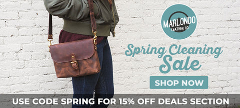 Marlondo Leather Spring Coupon Code