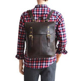 Rucksack - Vintage Leather