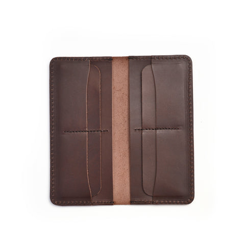 Long Bifold Wallet