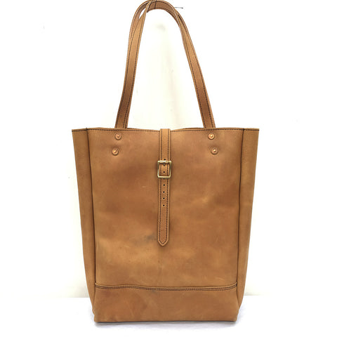 Simple Tall Tote - Blemish & Clearance
