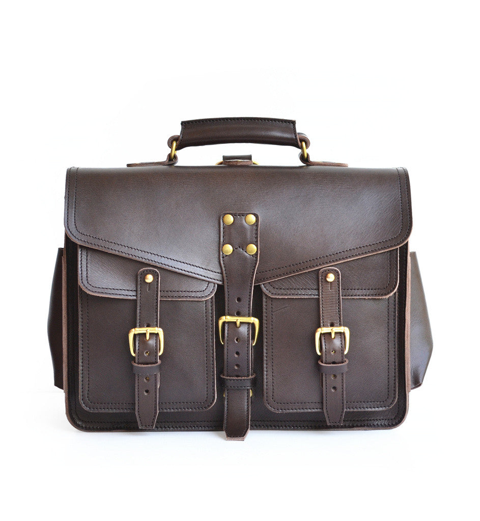 wing briefcase marlondo leather co