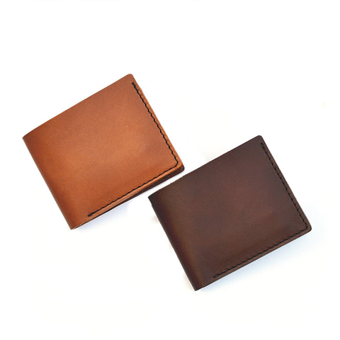 Classic Bifold Wallet - Blemish & Clearance