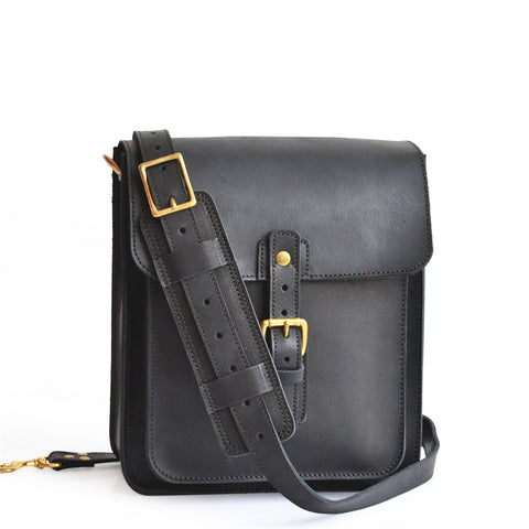 Vertical Crossbody Satchel - Blemish