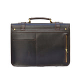 Businessman's Briefcase - Vintage Leather