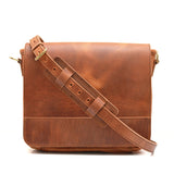 Classic Satchel - Vintage Leather - CLEARANCE