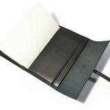 Hardcover Notebook Journal Cover w/ Pen Holder