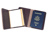 Journal & Passport Travel Wallet - CLEARANCE