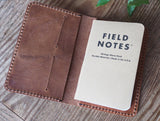 Leather Field Notes & Passport Cover
