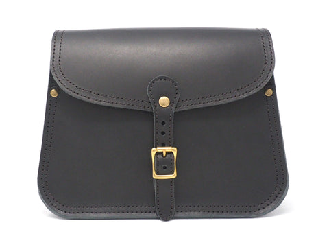 Saddle Crossbody Purse - Blemish & Demo