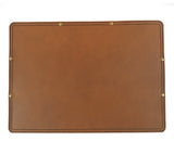Small Tobacco Desk Pad - Black Friday Deal