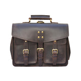 Wing Briefcase - Vintage Leather