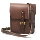 Vertical iPad Satchel