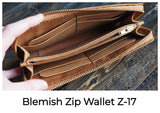 Zip Wallet - Blemish
