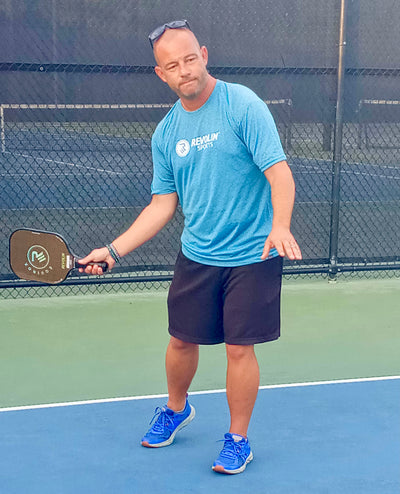 Why Pro Pickleball Player Davey Williams Chooses Revolin Pickleball Paddles
