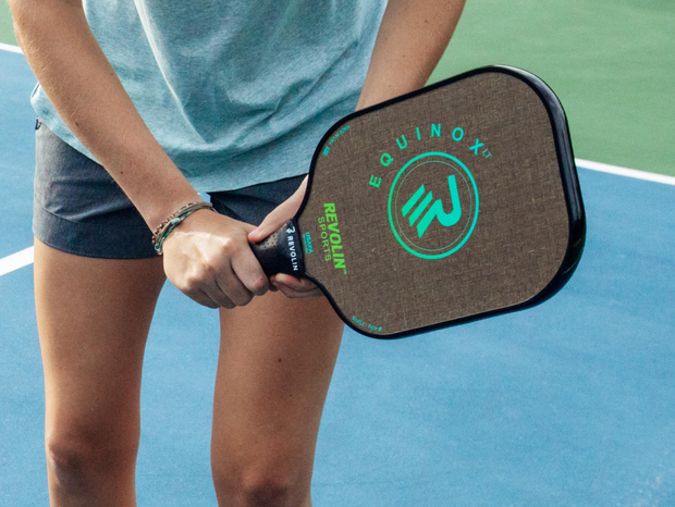 THE EQUINOX MIDWEIGHT Eco-Performance Pickleball Paddle