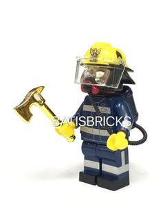Macau firefighter BA TEAM [ Pre-Order]