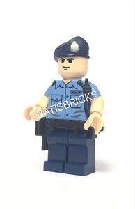 Police PTU summer uniform Blue