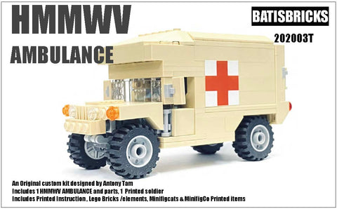 HMMWV AMBULANCE