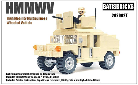 HMMWV High Mobility Multipurpose Wheeled Vehicle