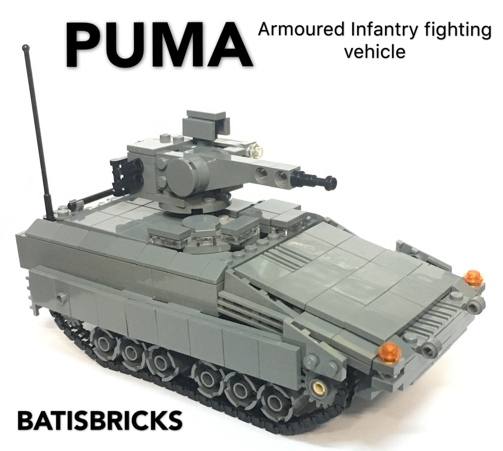 PUMA Armoured Infantry Fighting Vehicle