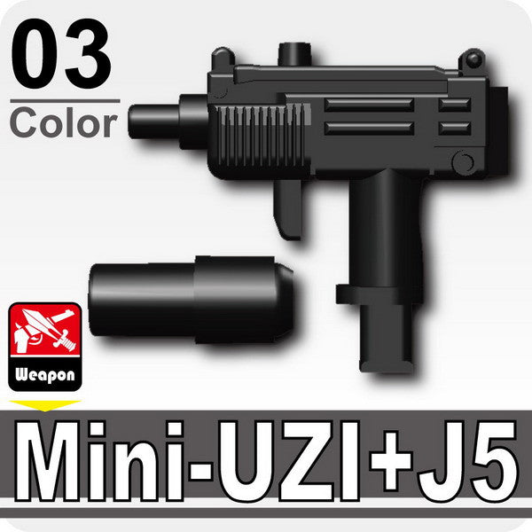 Mini-UZI+Silencer(J5)