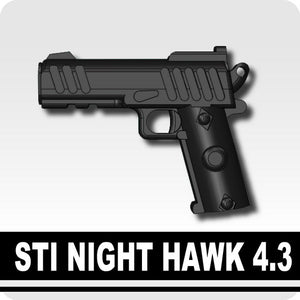 STI NIGHT HAWK 4.3 -Black