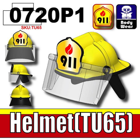 YELLOW HELMET TU65