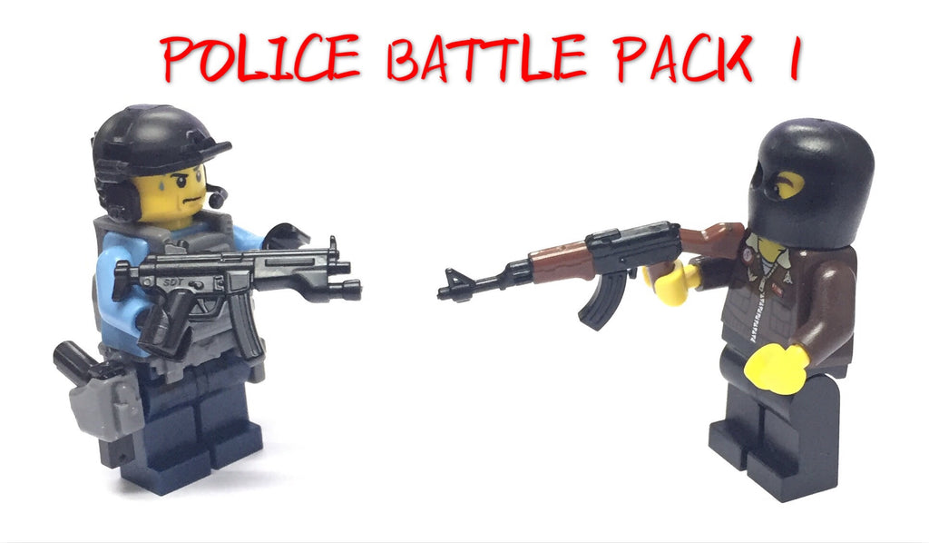 POLICE BATTLE PACK 1