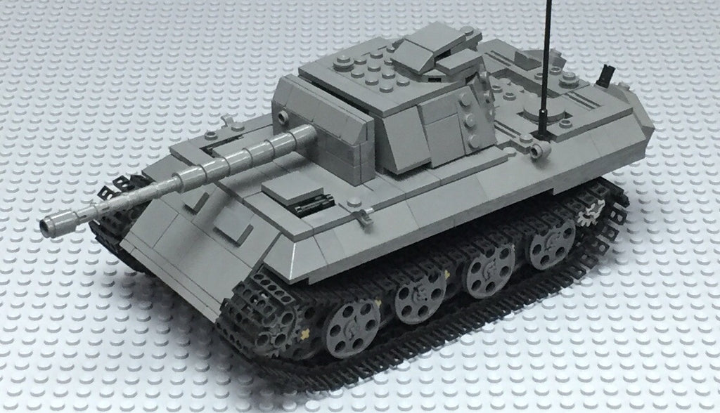 WWII GERMAN Panther Medium tank