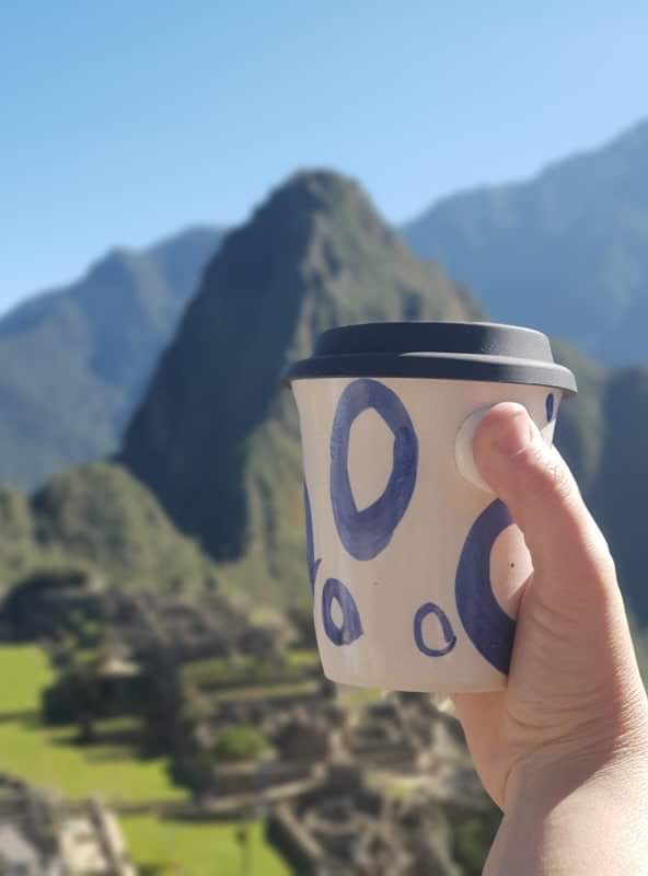 Love At First Sip. Just How Much Love Goes Into Making Your Travel Cup?