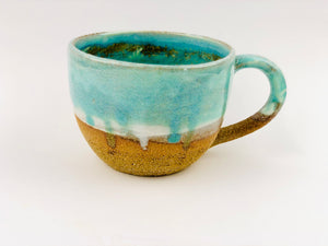 Turquoise Earth Cup