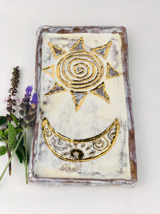 Talisman Sun and Moon Tile