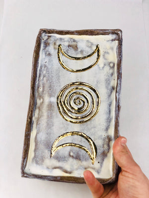 Talisman Moon Phase Tile