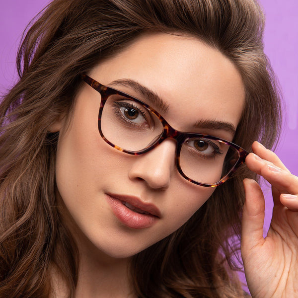 Betty Blue Light Glasses - Mulberry & Me Chicago Boutique