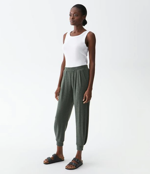 Myla Pleated Relaxed Jogger