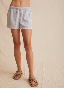 Frayed Hem Short - Mulberry & Me Chicago Boutique