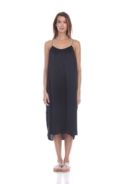 Spaghetti Strap Dress - Mulberry & Me