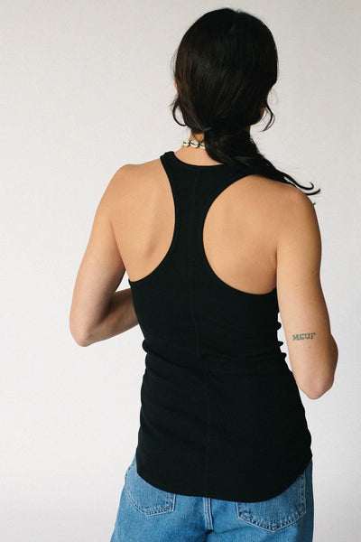 2x1 Mini Ribbed Racerback Tank - Mulberry & Me Chicago Boutique