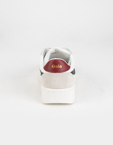 Grandslam Classic Wht/Nvy/Red