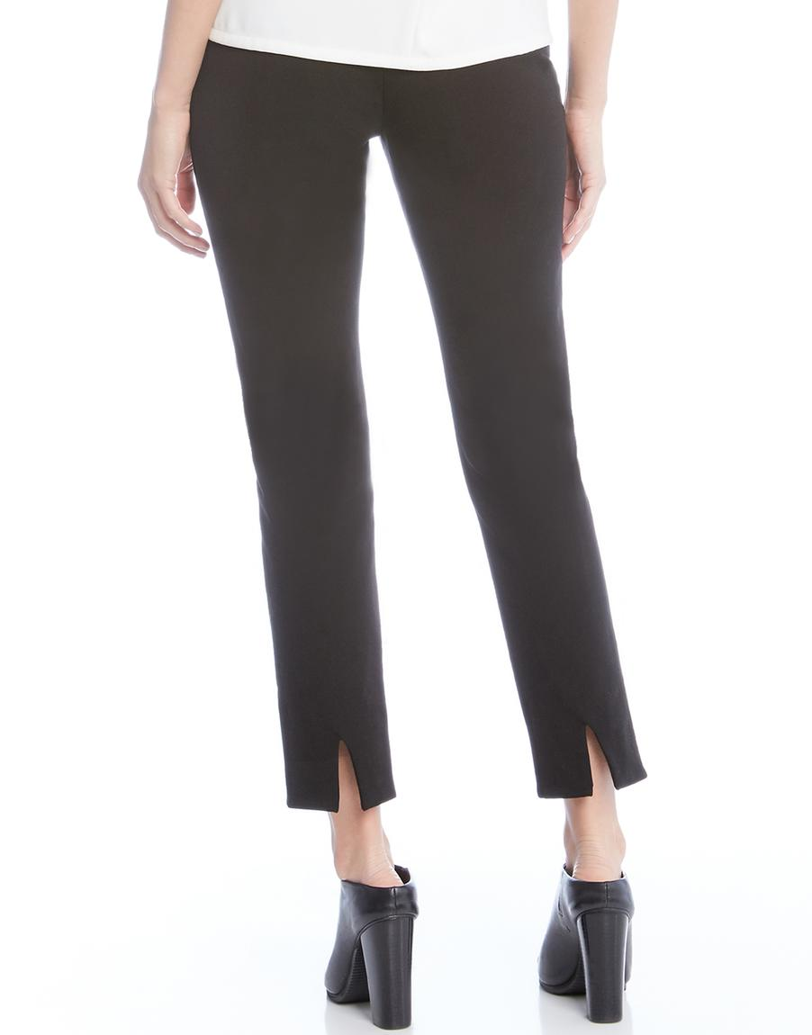 Ankle Slit Pant - Mulberry & Me Chicago Boutique