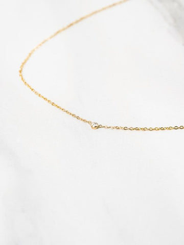 Alvarez Diamond Chain - Mulberry & Me Chicago Boutique