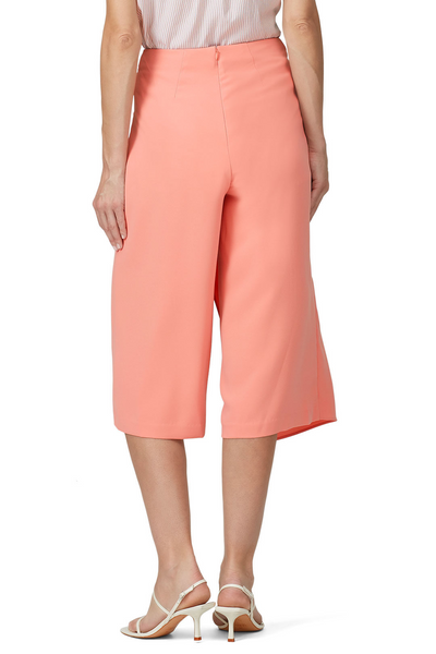 Wrap Front Trousers - Mulberry & Me Chicago Boutique