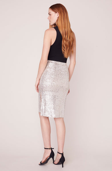 Spark Joy Sequin Skirt - Mulberry & Me Chicago Boutique