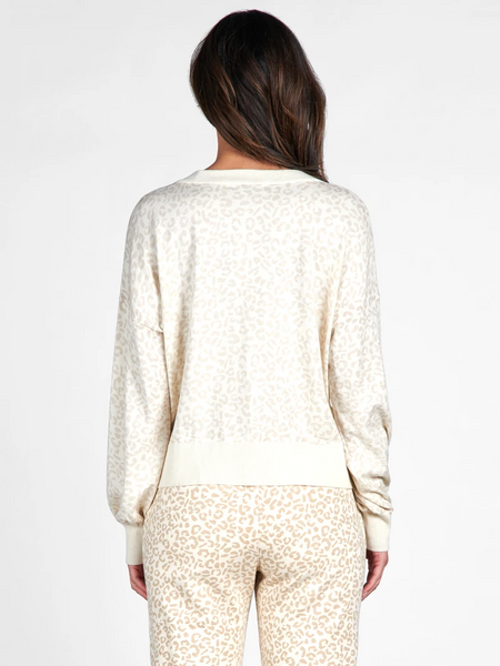 Barely Leopard Cardigan