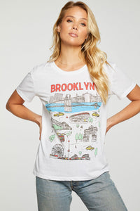 Brooklyn Recycled Jersey Tee