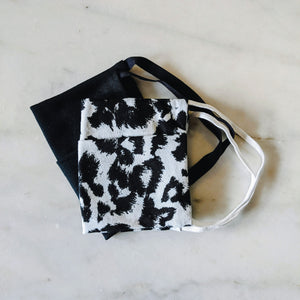 Face Mask 2 Pack - Mulberry & Me Chicago Boutique